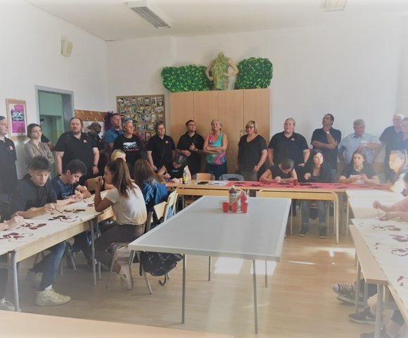 Posjeta delegacije Sindikata Norveške i delegacije Sindikata trgovine i uslužnih djelatnosti Bosne Hercegovine našoj Školi