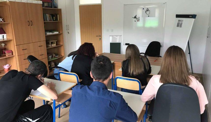 Izvještaj o posjeti Odgojnom centru Kantona Sarajevo