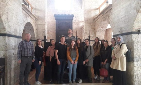 Posjeta Muzeju Jevreja