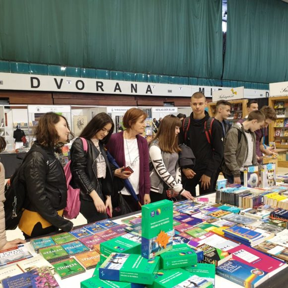 Posjeta 31. Međunarodnom sajmu knjige i 15. Bijenalu knjige