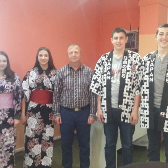 Japanska kultura u Srednjoj poslovno-komercijalnoj i trgovačkoj školi Sarajevo