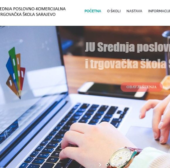 Na osnovu dopisa Ministarstva za obrazovanje, nauku i mlade Kantona Sarajevo, upis se produžio do 31.08.2019. godine.