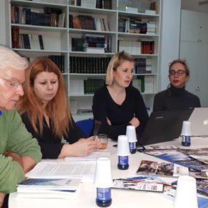 Okrugli sto s predstavnicima Švicarske razvojne agencije (SDC)i Njemačkog društva za međunarodnu saradnju (GIZ)