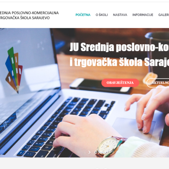 Online prijava i upis u srednje škole Kantona Sarajevo –  Uputstvo