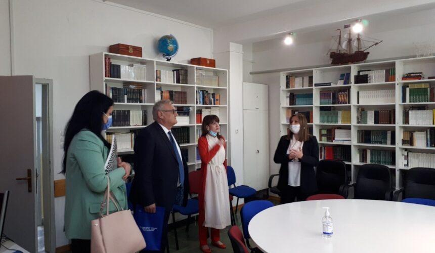 Saradnja sa Fakultetom za menadžment i poslovnu ekonomiju Univerziteta u Travniku